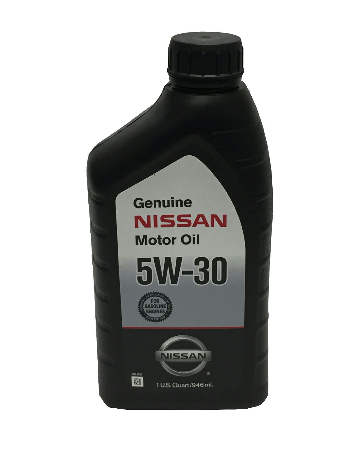 Genuine nissan 5w 30 motor oil ebay for Nissan motor credit payoff phone number