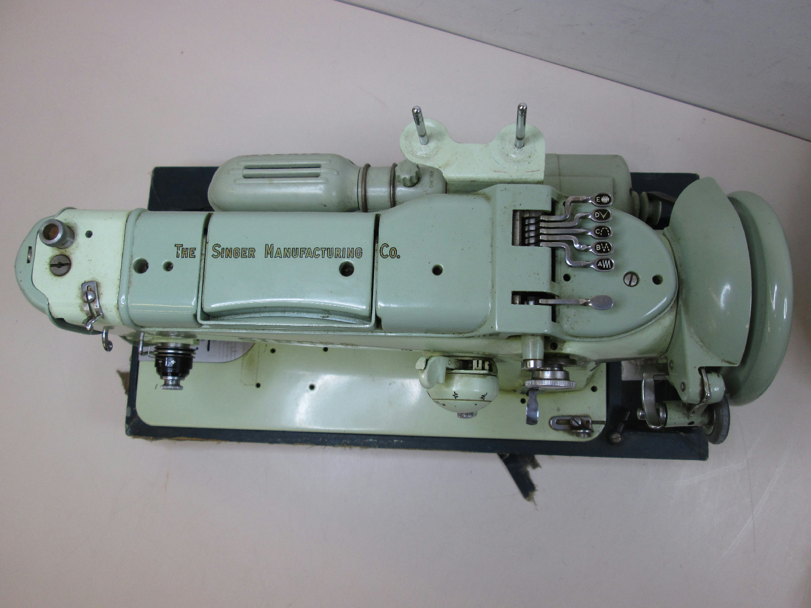 sewing machine pedal not working