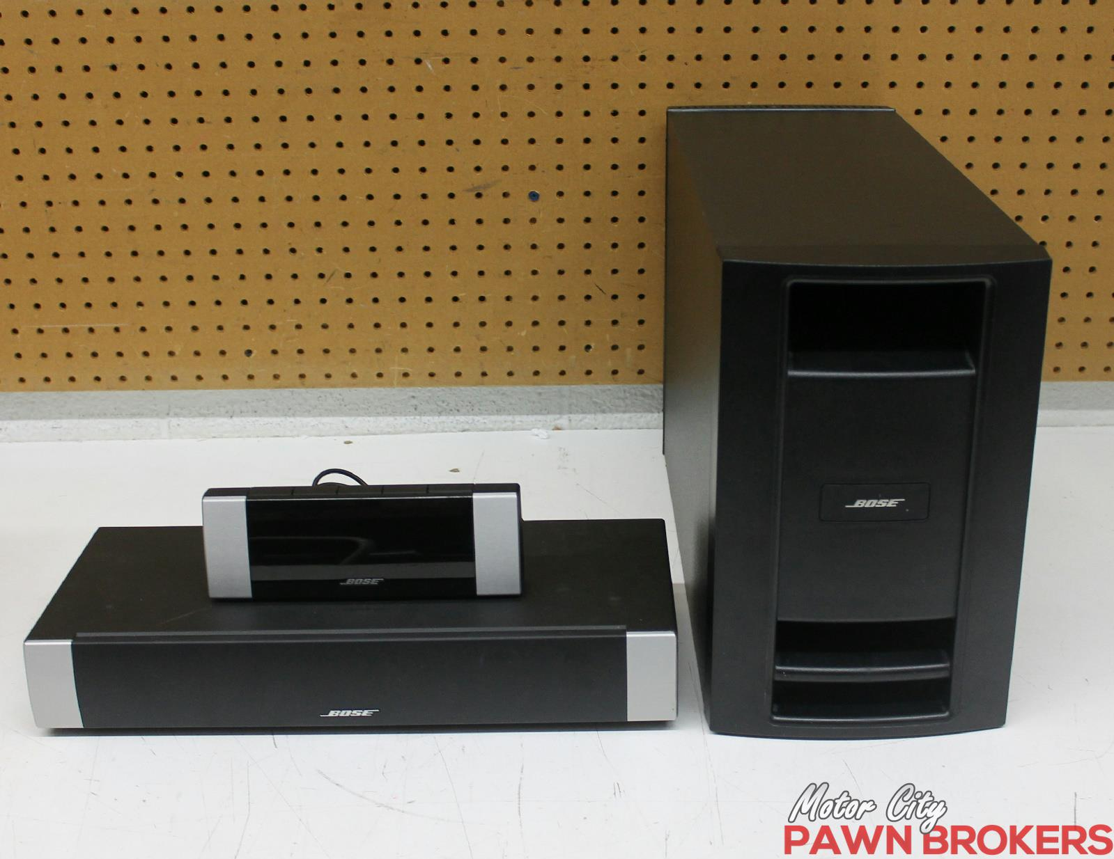 bose mc1 media center surround sound ps28 iii. Black Bedroom Furniture Sets. Home Design Ideas