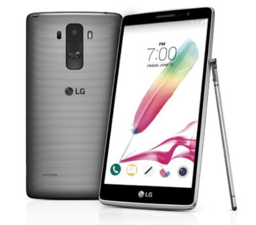 LG The LG G Stylo™ has a built-in stylus pen that makes ...