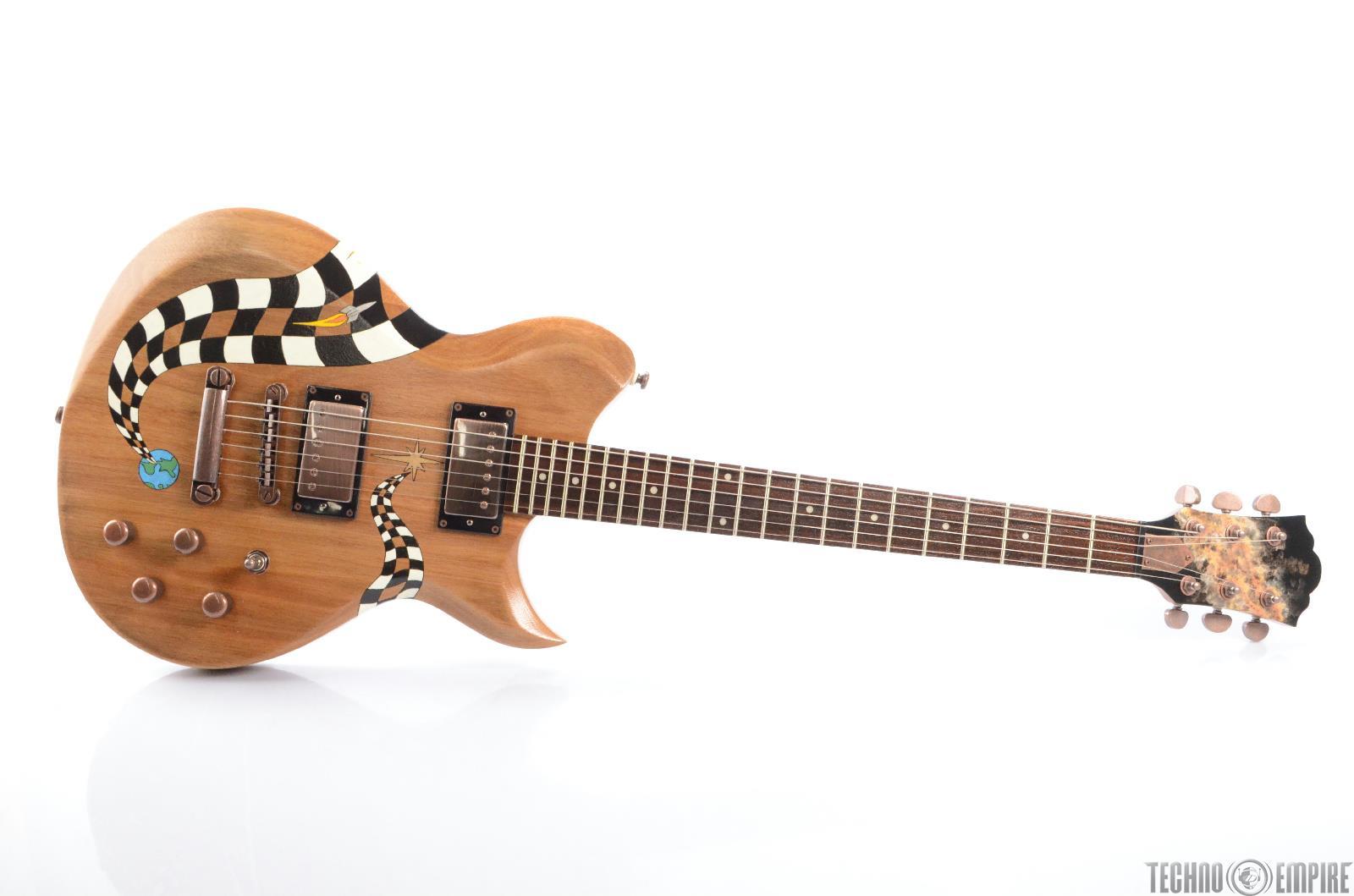Custom WASHBURN WI64 Lightspeed Electric Guitar w/ Roland Micro Cube Amp #23422