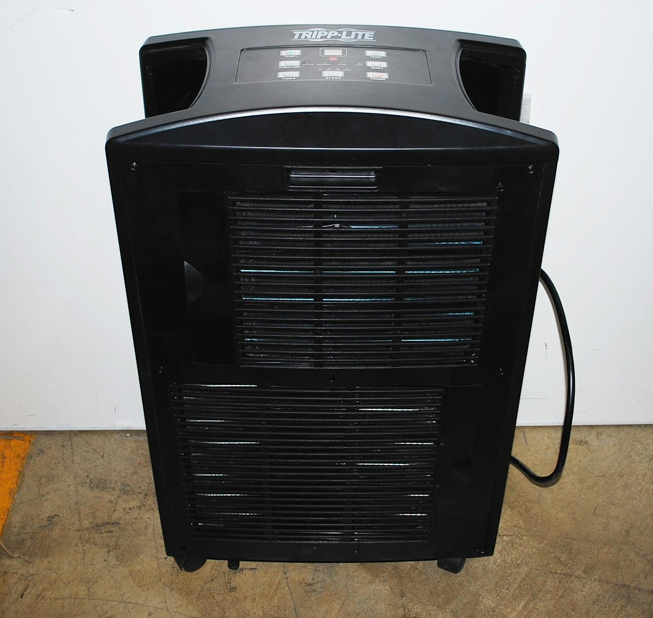 Tripp lite 120v portable air conditioning unit srcool12k for 120v window air conditioner
