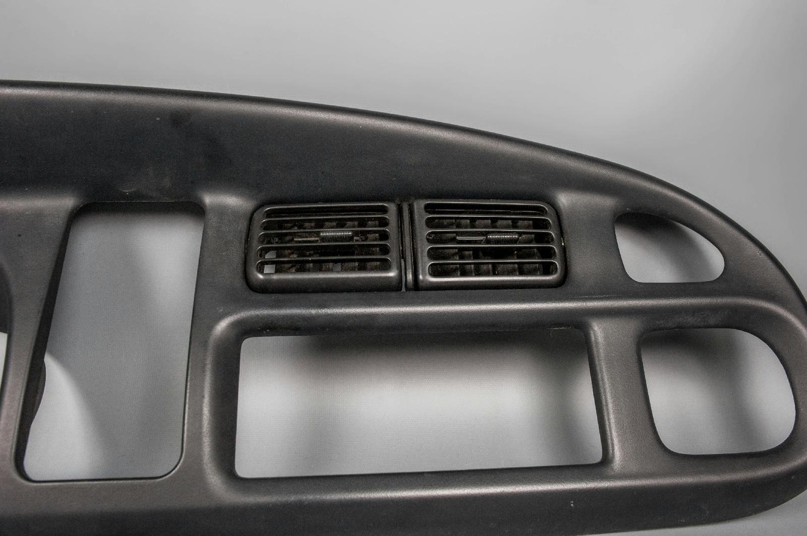 1998 2001 Dodge Ram 1500 2500 3500 Dash Trim Bezel With Vents Ebay