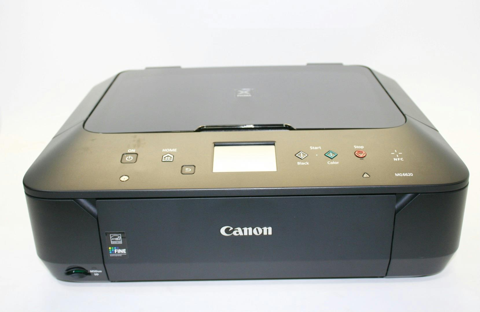 Canon pixma mg6620 photo all in one printer 9539b002 for for Canon printer templates