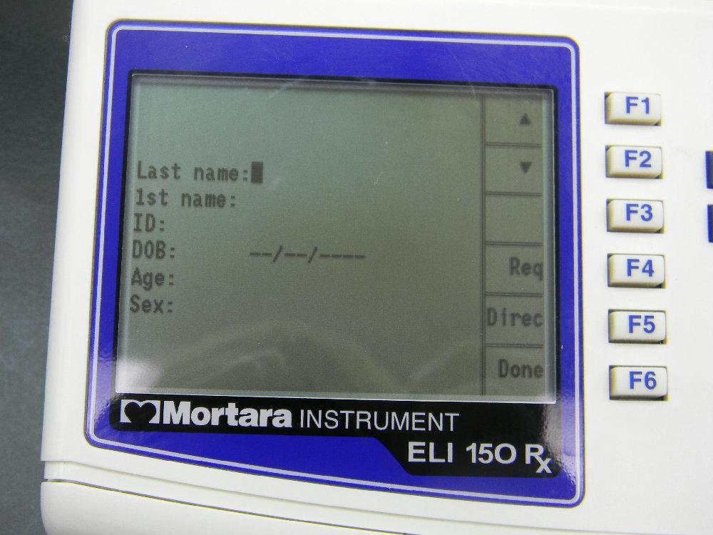 ekg machine for sale ebay