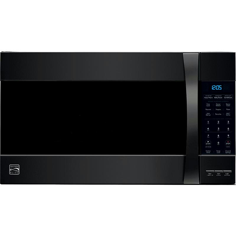 Kenmore Elite 1 8 Cu Ft Over The Range Convection