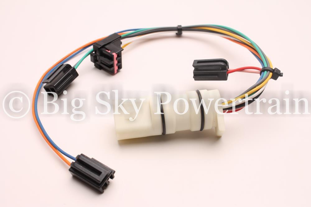 4r70w wire harness 4r70w wiring harness d76986 - aode 4r70w, internal wire harness, 9 pin ...