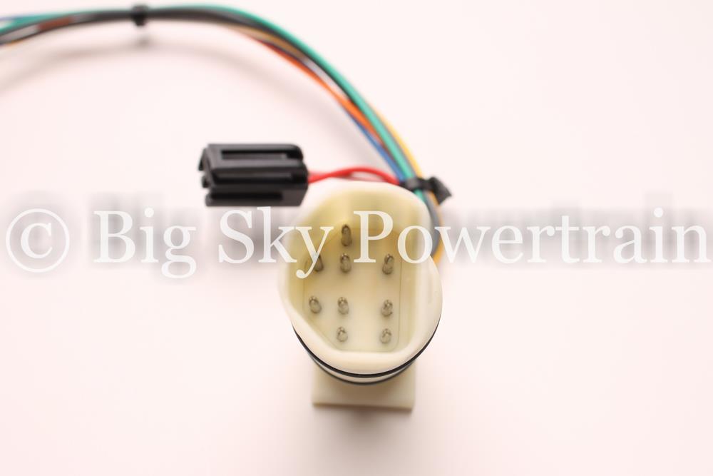 dodge d350 wiring harness d76986 - aode 4r70w, internal wire harness, 9 pin ... aode wiring harness #11
