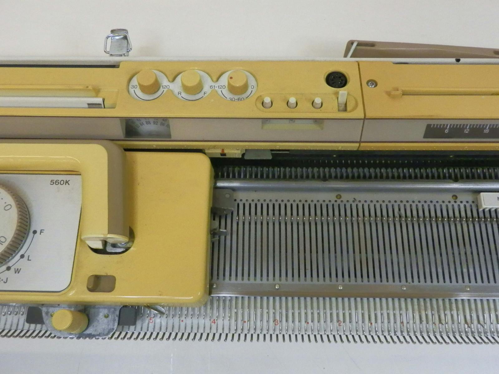knitting machine repair