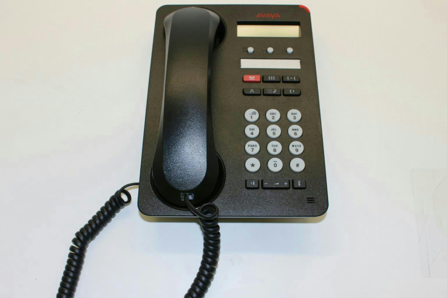 Telefonanlagen & Zubehör Avaya Voip-business-telefone 700508259-1603-i Ip Deskphone Icon Only