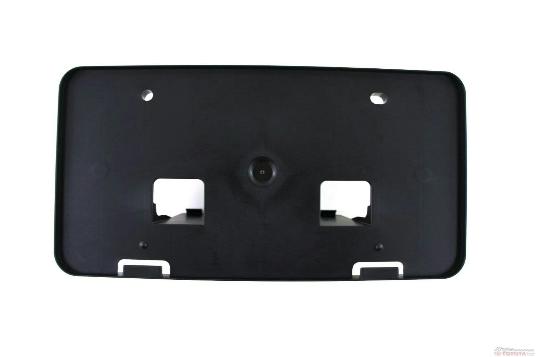OEM TOYOTA CAMRY LICENSE PLATE HOLDER BRACKET 52114-06030 | eBay