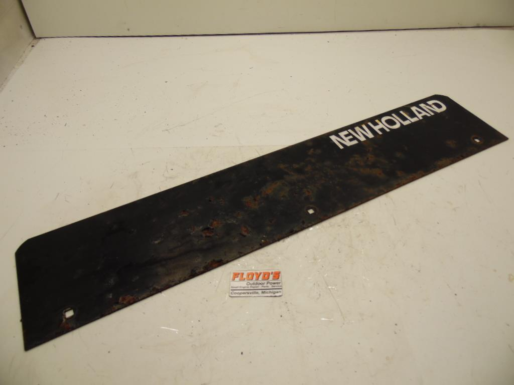 New Holland Ledger Plate : New holland toro quot snowthrower auger housing