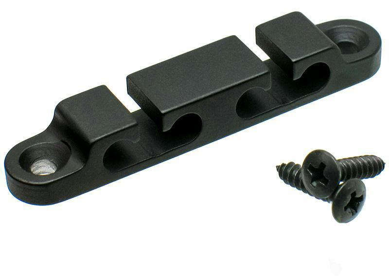 hipshot bass string retainer 4 string black ebay. Black Bedroom Furniture Sets. Home Design Ideas