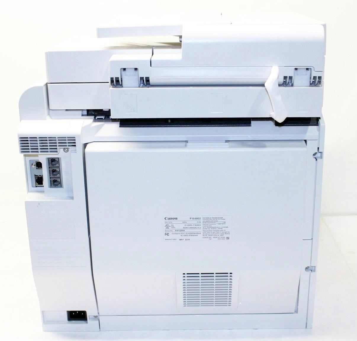 canon printer templates - canon mf8580cdw 21ppm color laser multifunction printer