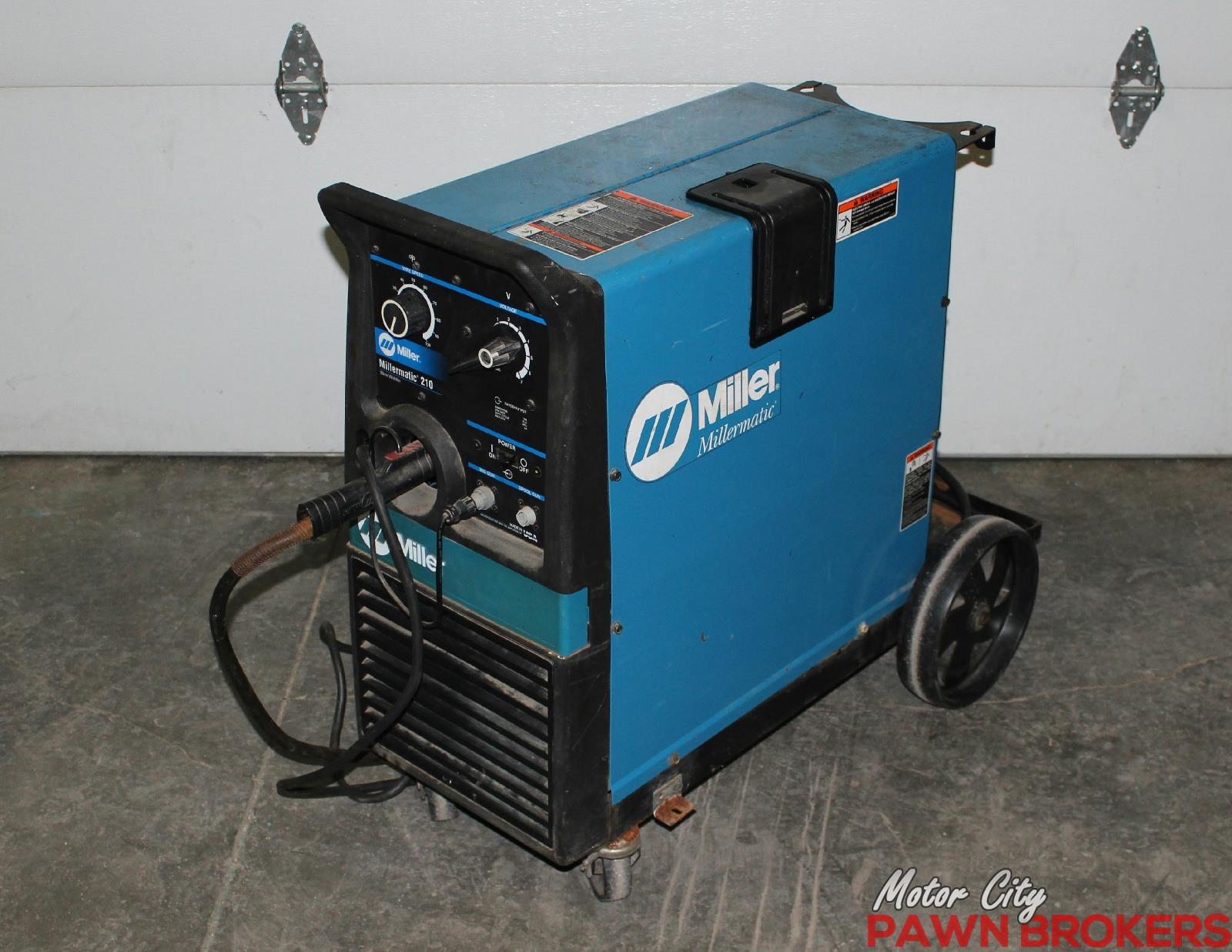 Miller electric millermatic 210 series 907046 200 300 - Webaccess leroymerlin fr ...