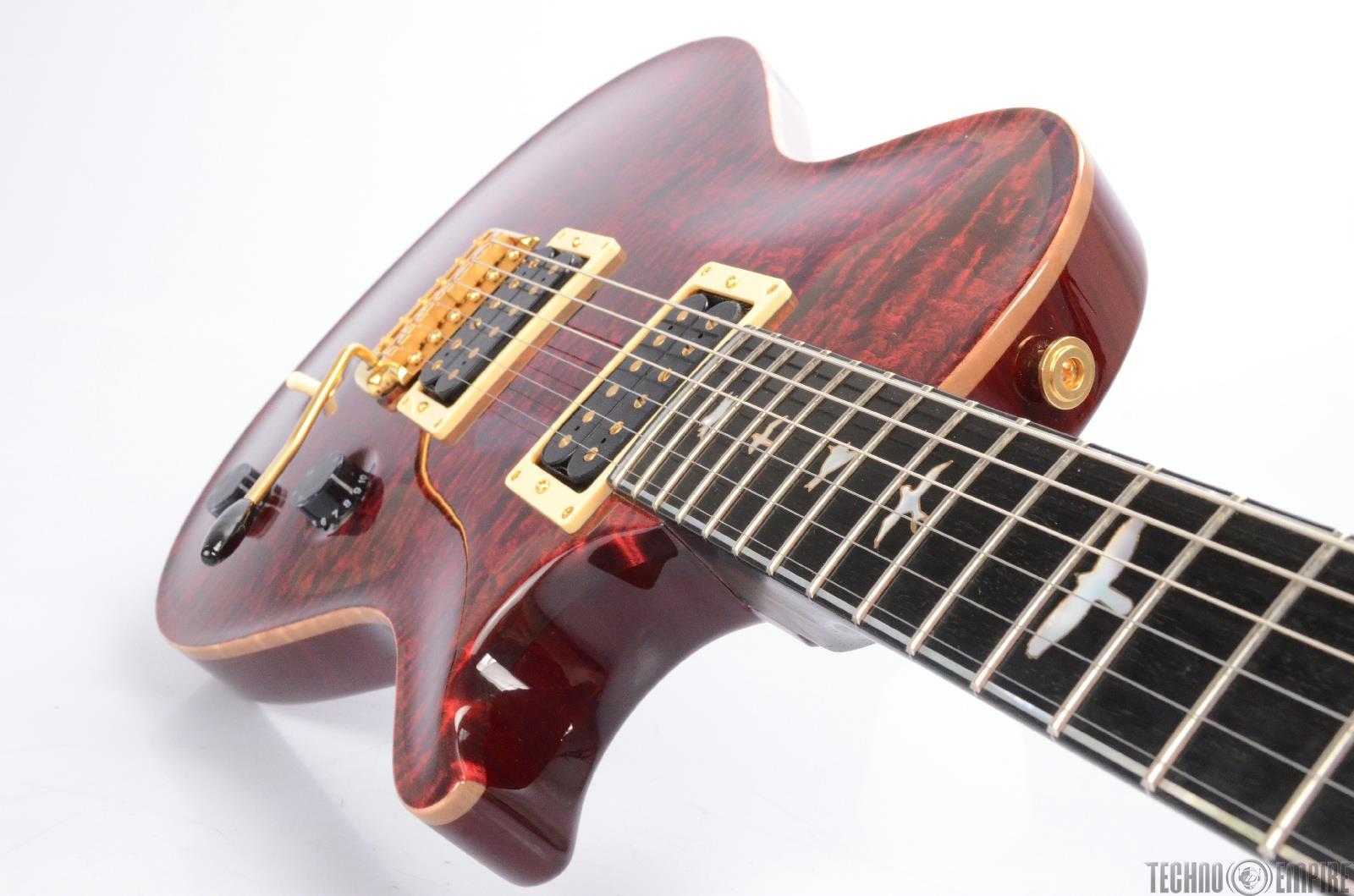 2004 prs private stock 672 sc single cut trem electric guitar w case 24279. Black Bedroom Furniture Sets. Home Design Ideas