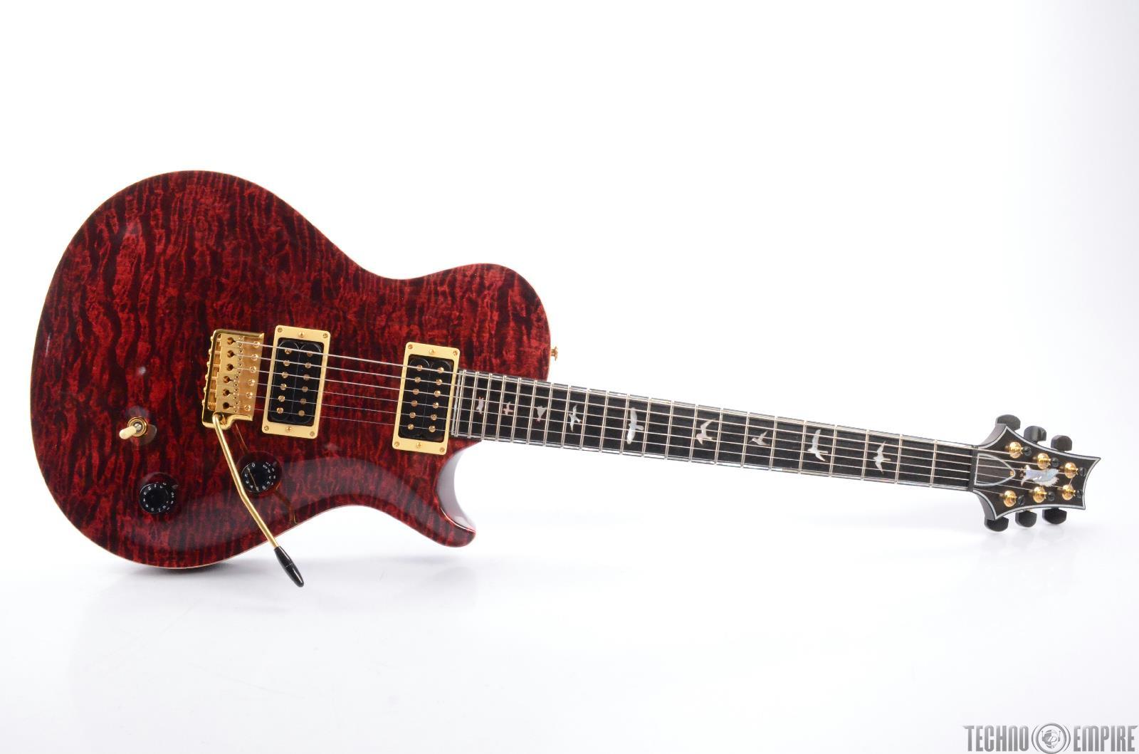 2004 PRS Private Stock #672 SC Single Cut Trem Electric Guitar w/ Case #24279