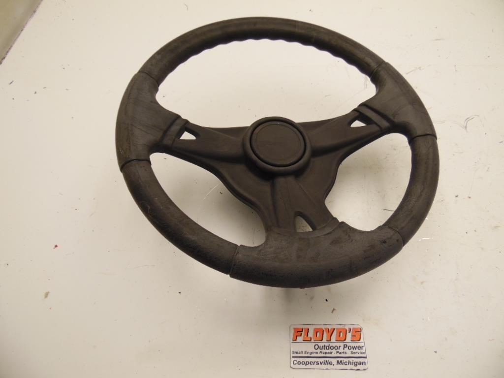Garden Tractor Steering Wheel : Mtd ar k huskee garden tractor soft grip steering