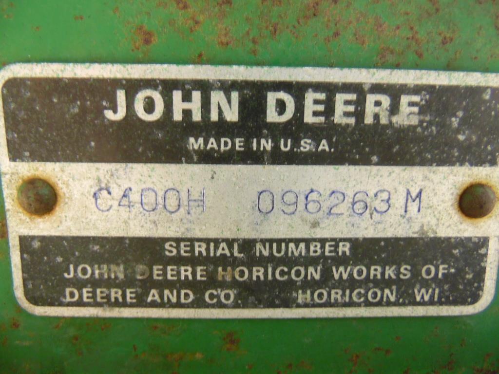 Deere Hour Meter : John deere lawn garden tractor hour meter