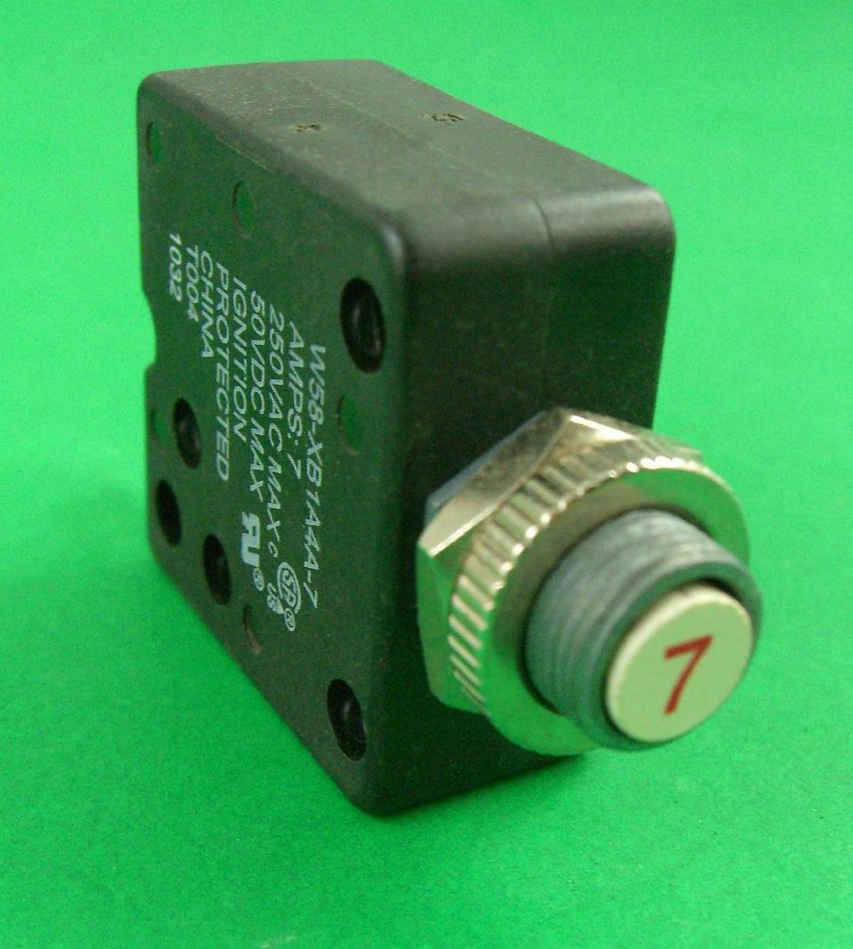 Atwood 33780 Hydro Flame Rv Furnace Circuit Breaker Kit 7