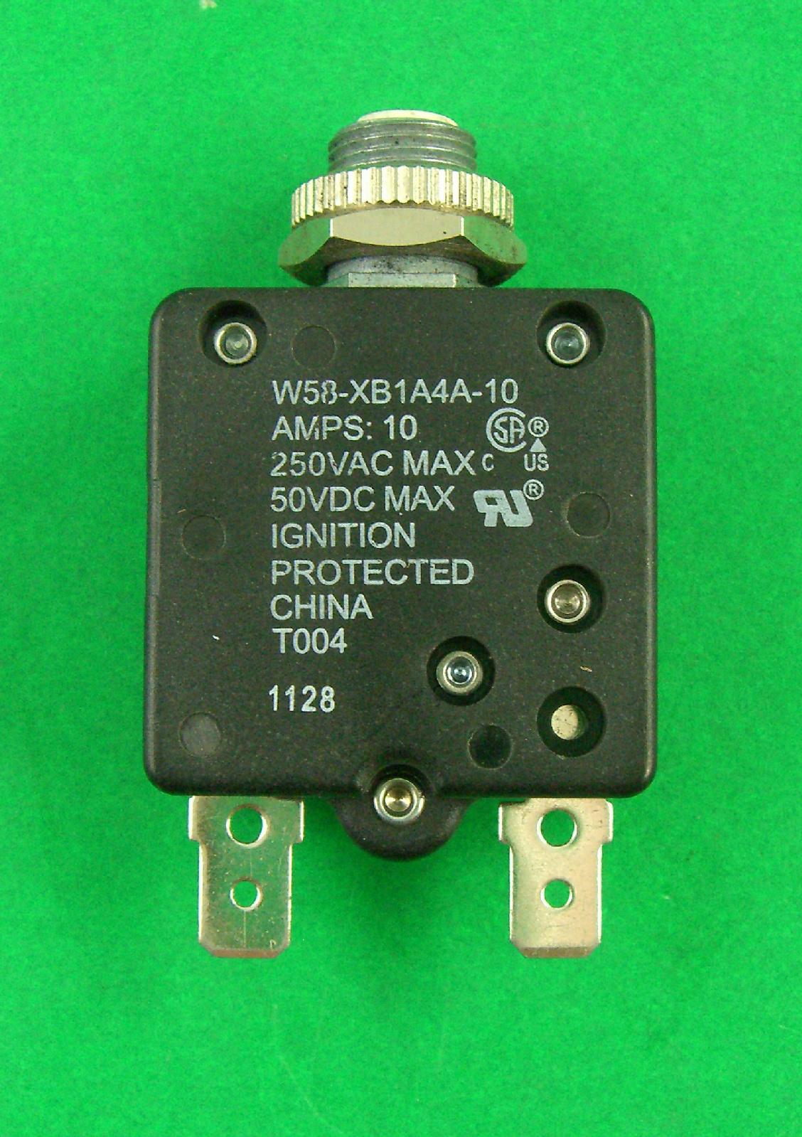 Atwood 33781 Hydro Flame Rv Furnace Circuit Breaker Kit 10