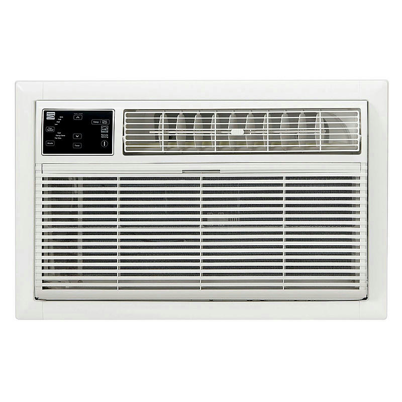 Pallet kenmore 12 000 btu through the wall room air for 12000 btu window air conditioner kenmore