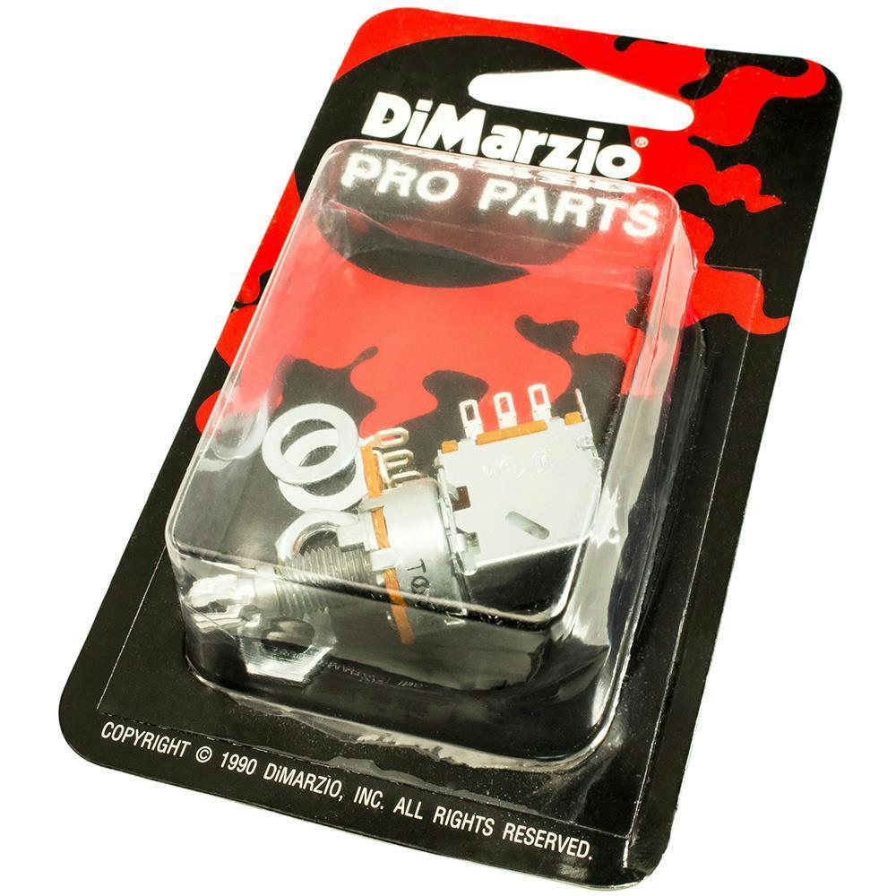 DiMarzio EP1201PP 500k Split-shaft Push Pull Pot Audio Taper ...