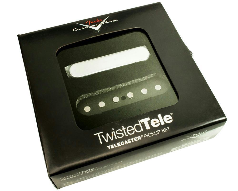 fender custom shop twisted tele telecaster pickup set 0992215000 ebay. Black Bedroom Furniture Sets. Home Design Ideas