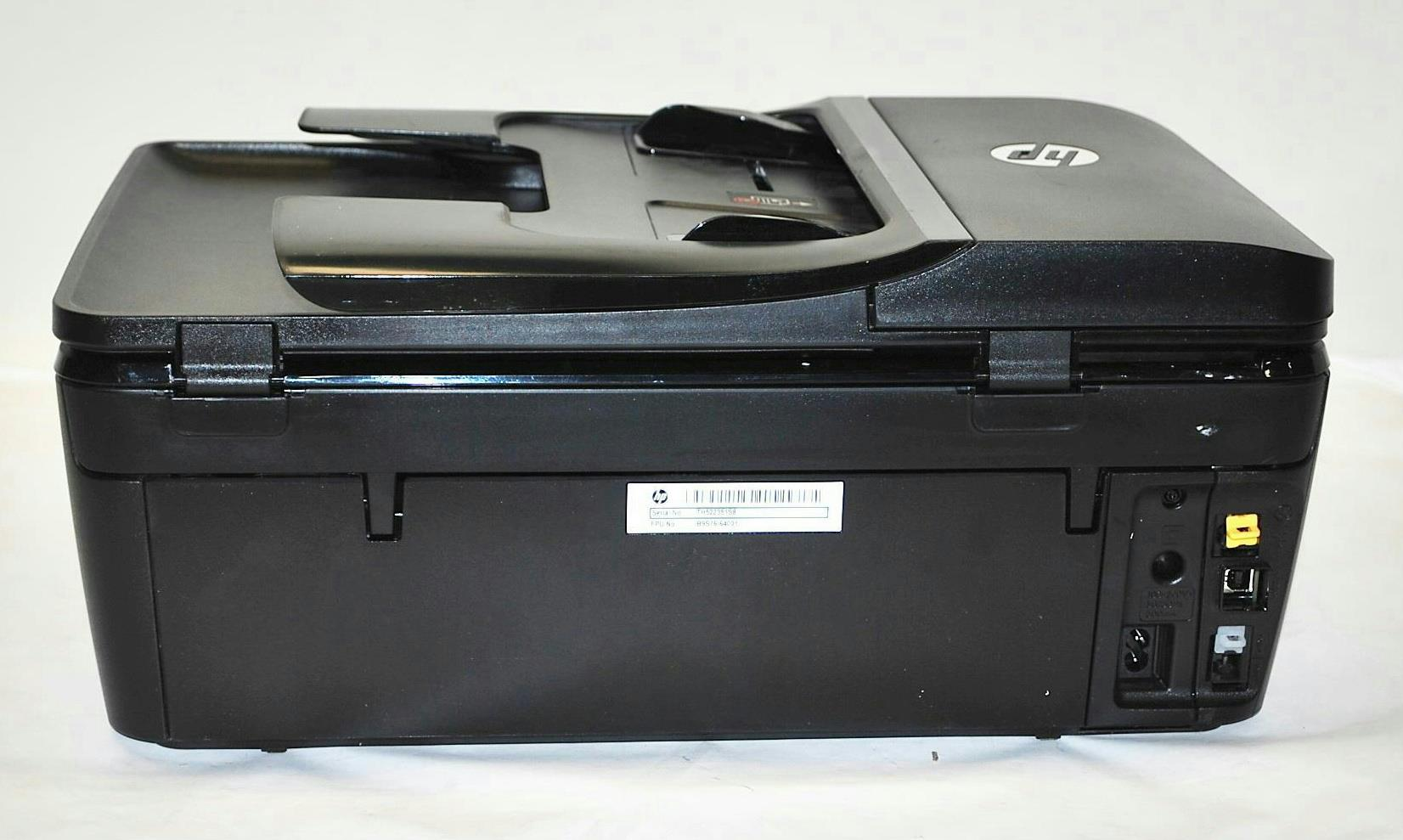 hp officejet 5740 e all in one printer b9s76a b1h usb for parts 800135794 ebay. Black Bedroom Furniture Sets. Home Design Ideas