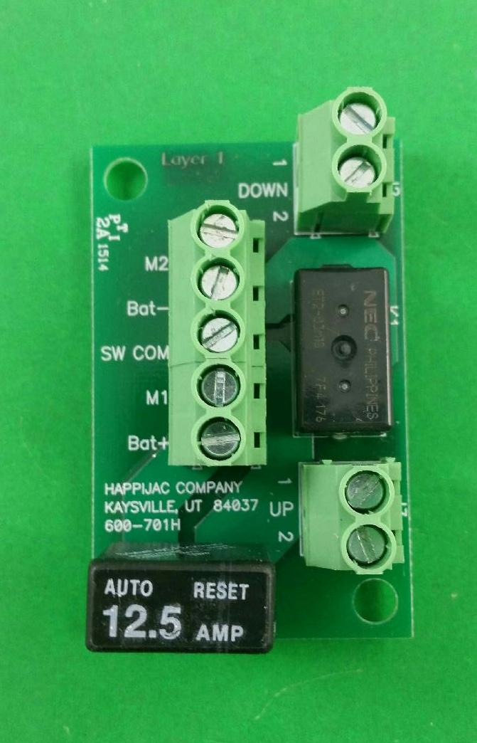 happijac weekend warrior electric bed lift control ... wiring diagram 2010 e 150 happijac wiring diagram