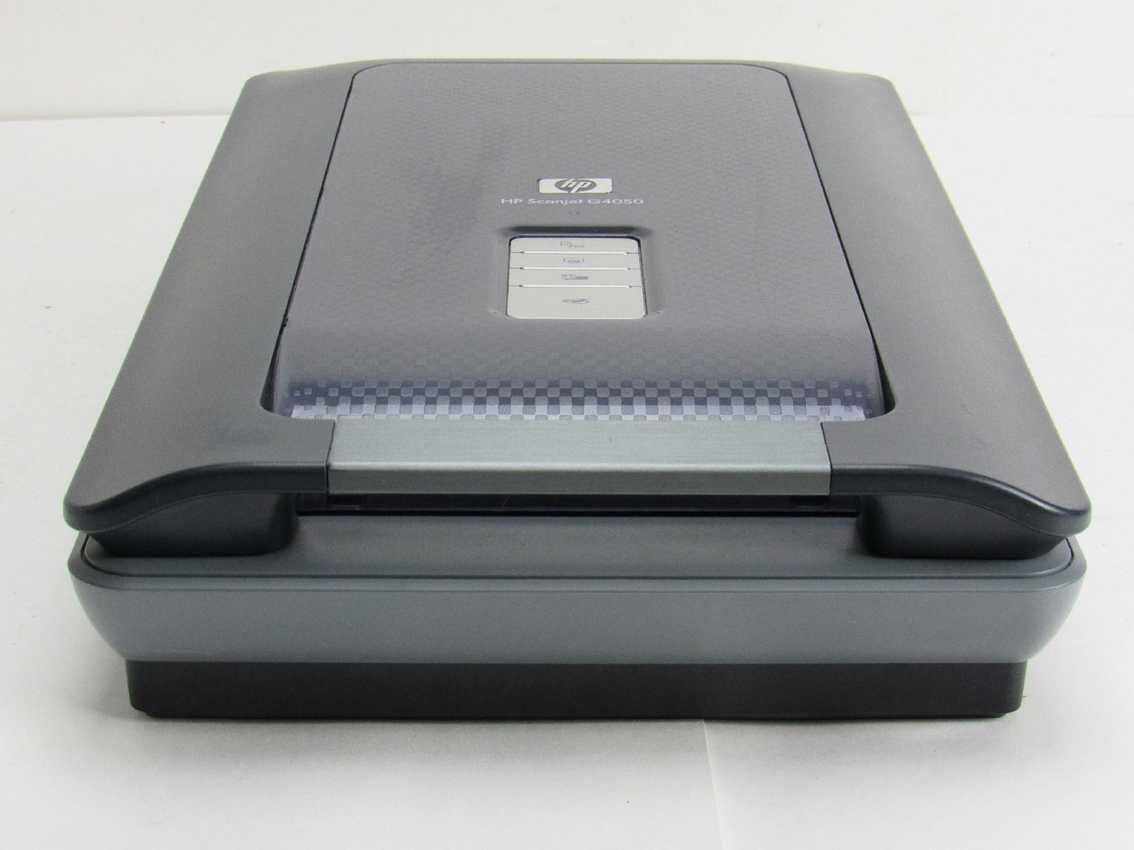 HP G4050 Duplex High Resolution Duplex Flatbed Photo ...