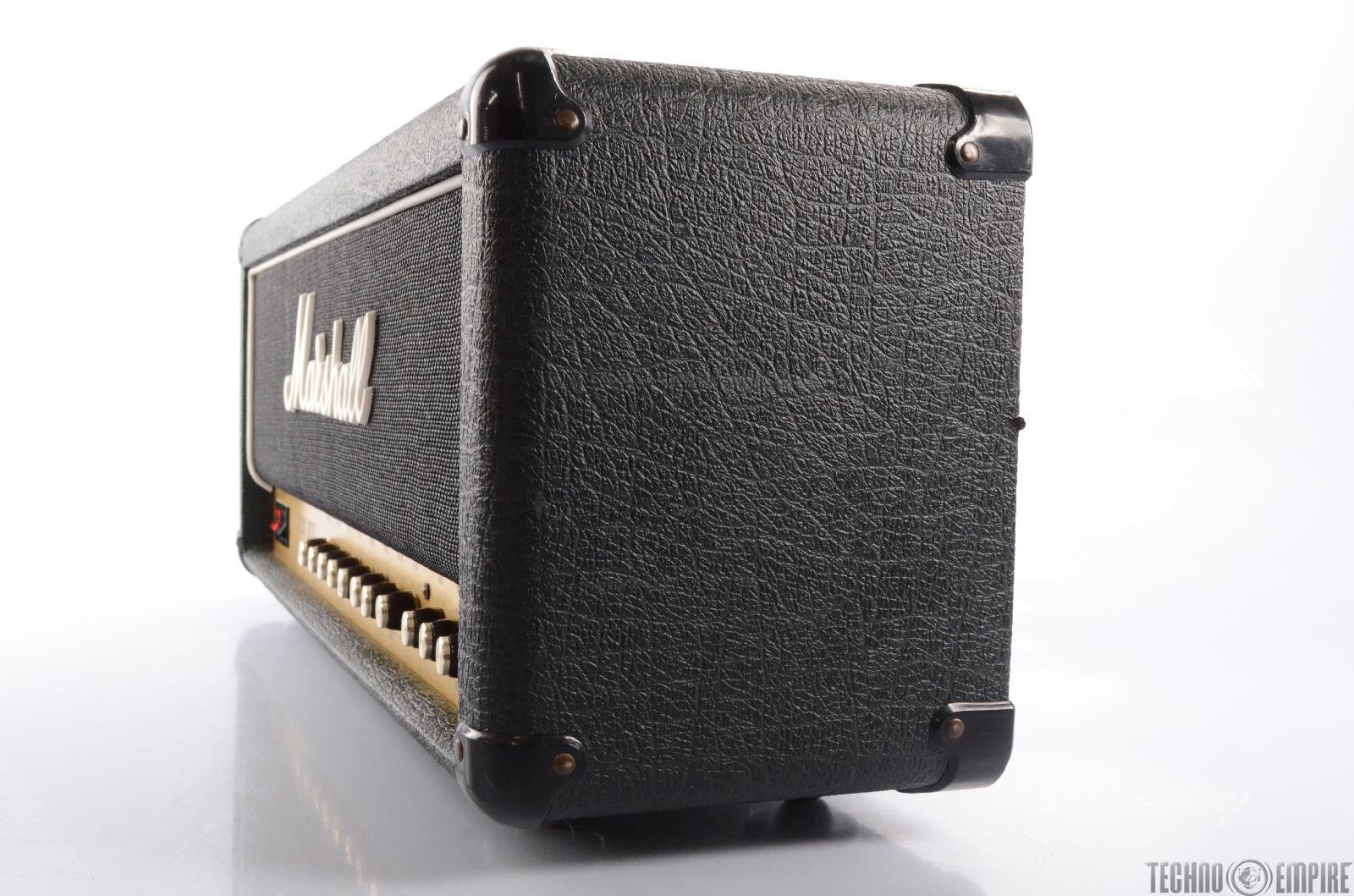 marshall jcm 800 model 2210 guitar amplifier head 24415 ebay. Black Bedroom Furniture Sets. Home Design Ideas