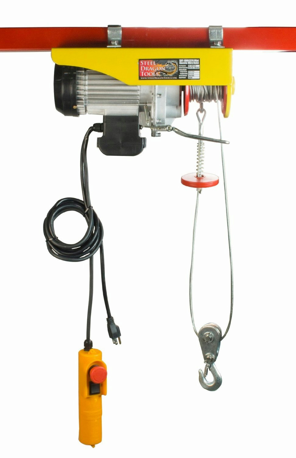 Overhead Crane Remote Safety : Sdt lbs kgs mini electric wire hoist over head