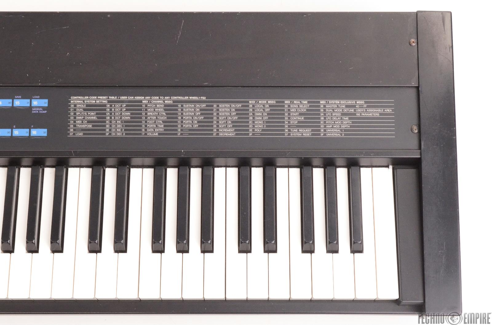 yamaha kx88 piano midi controller master keyboard weighted. Black Bedroom Furniture Sets. Home Design Ideas