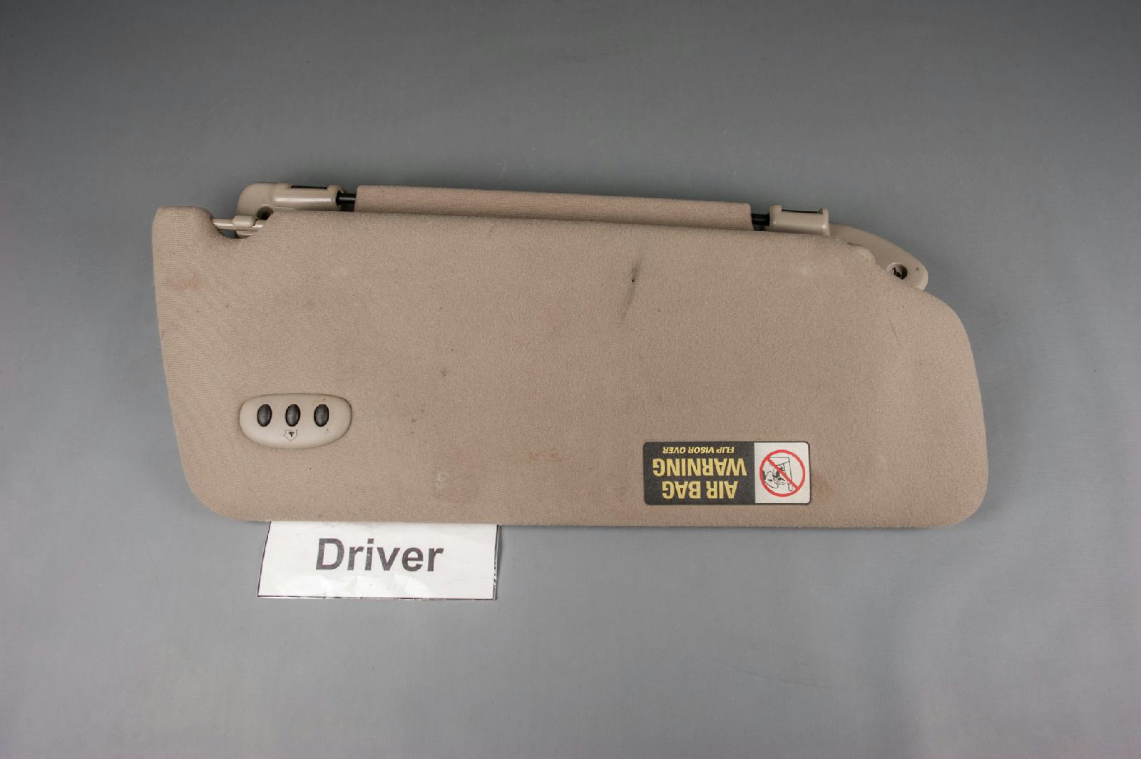 1998 2006 Ford Expedition Sun Visor Driver Side With