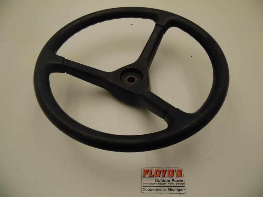 Garden Tractor Steering Wheel : John deere lawn tractor steering wheel m ebay