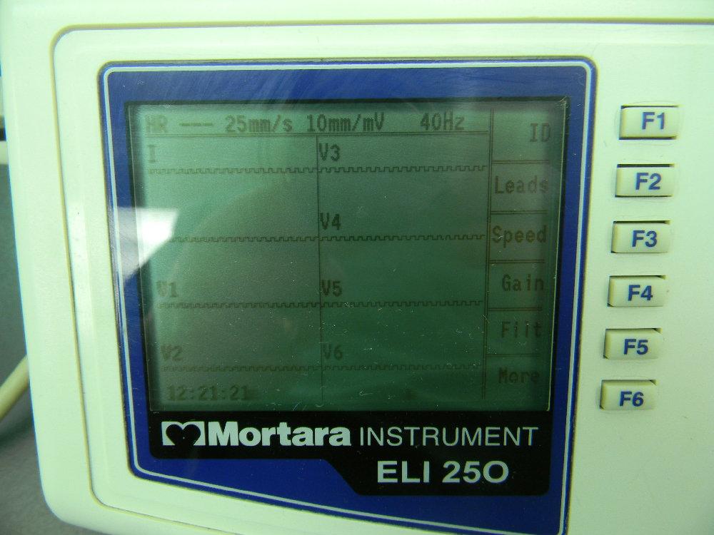 eli 250 machine