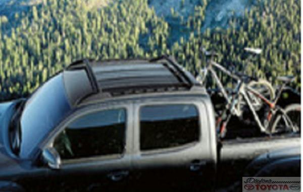 2012 Toyota Tacoma For Sale >> Genuine Toyota TACOMA OEM CROSS BAR ROOF RACK ASSEMBLY ...