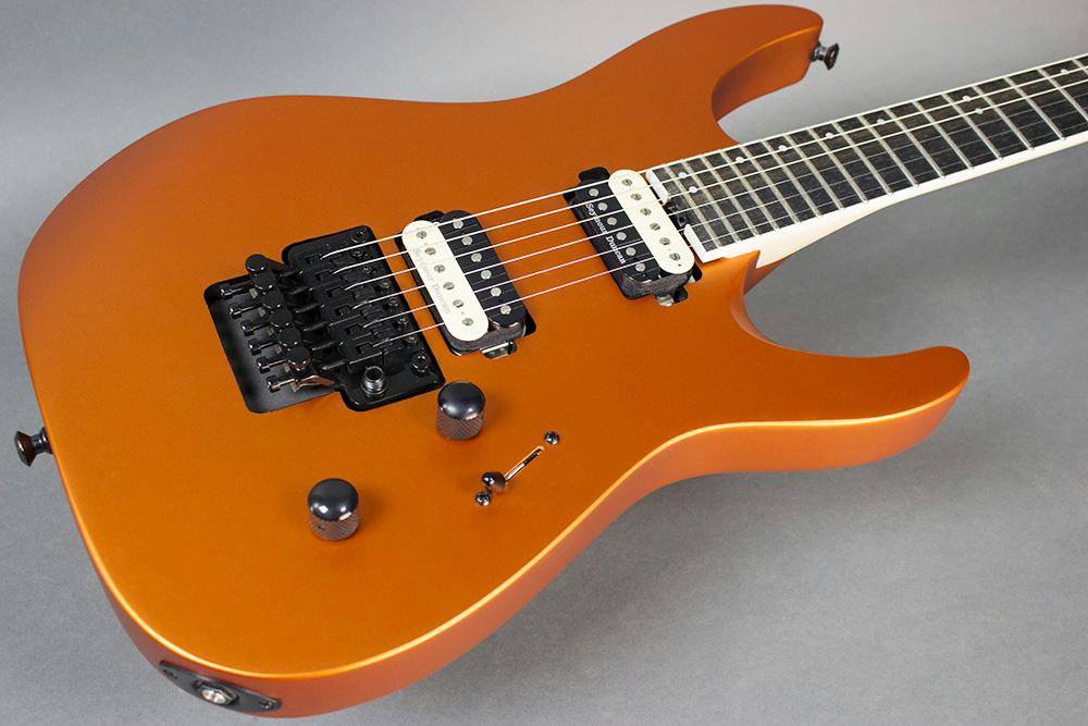 jackson pro dk2 dinky electric guitar satin orange blaze. Black Bedroom Furniture Sets. Home Design Ideas