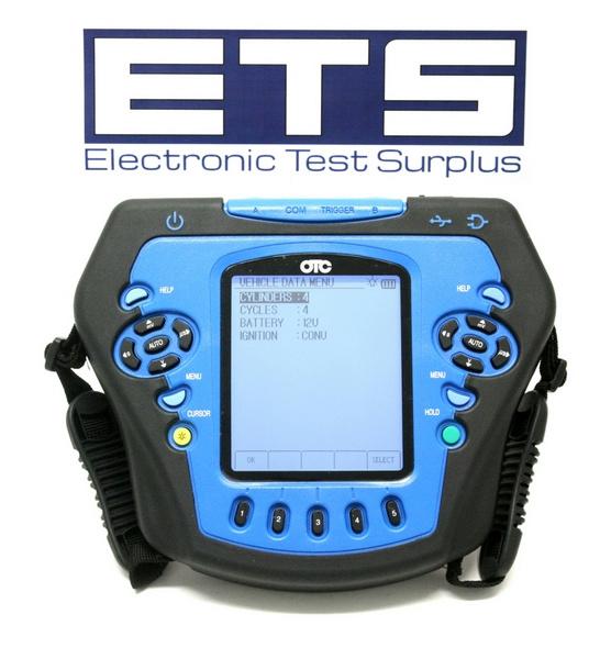 Induction Amp Meter Pick Up : Otc f automotive scope meter ebay