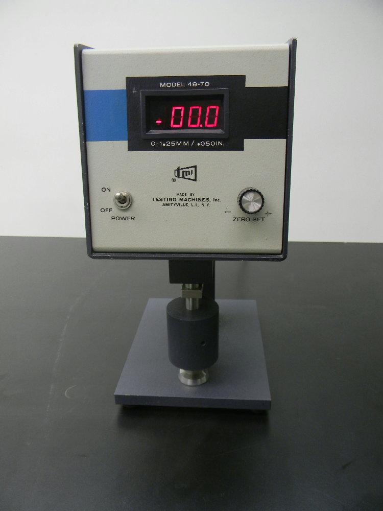 testing machine inc