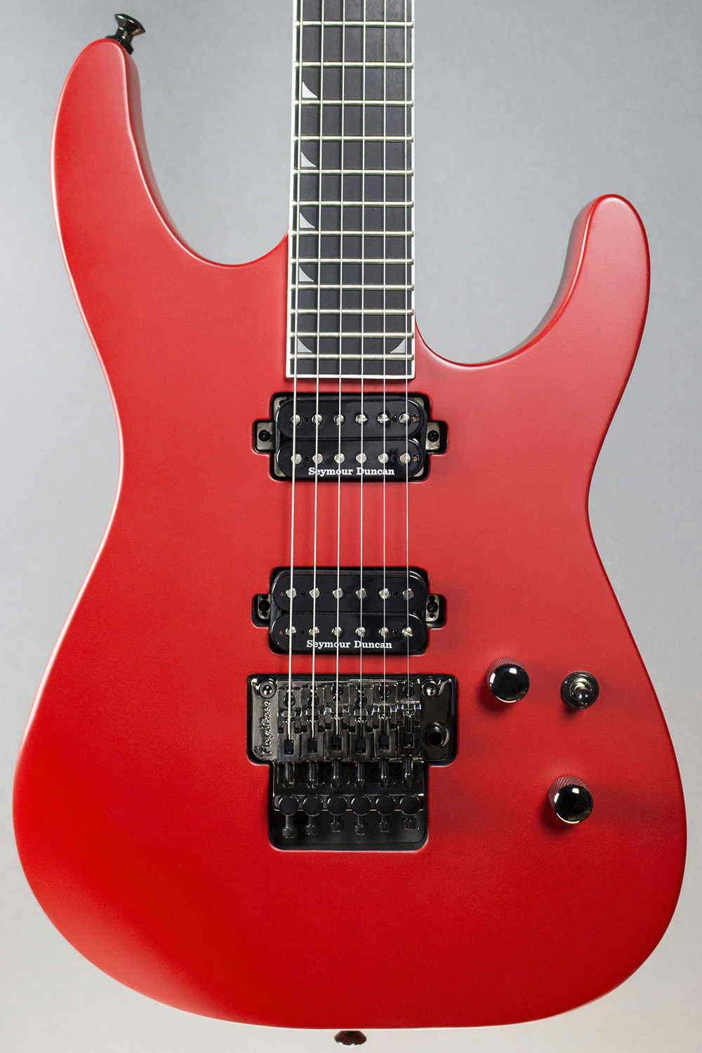jackson pro series sl2 soloist electric guitar satin red. Black Bedroom Furniture Sets. Home Design Ideas