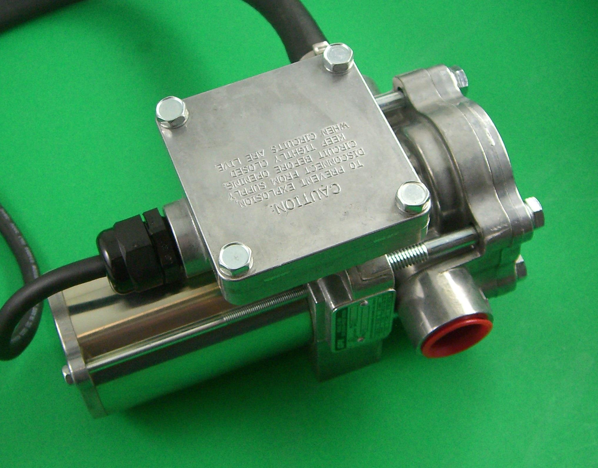 eci 6173 fuel pump gpi ez 8rv explosion proof motor ebay