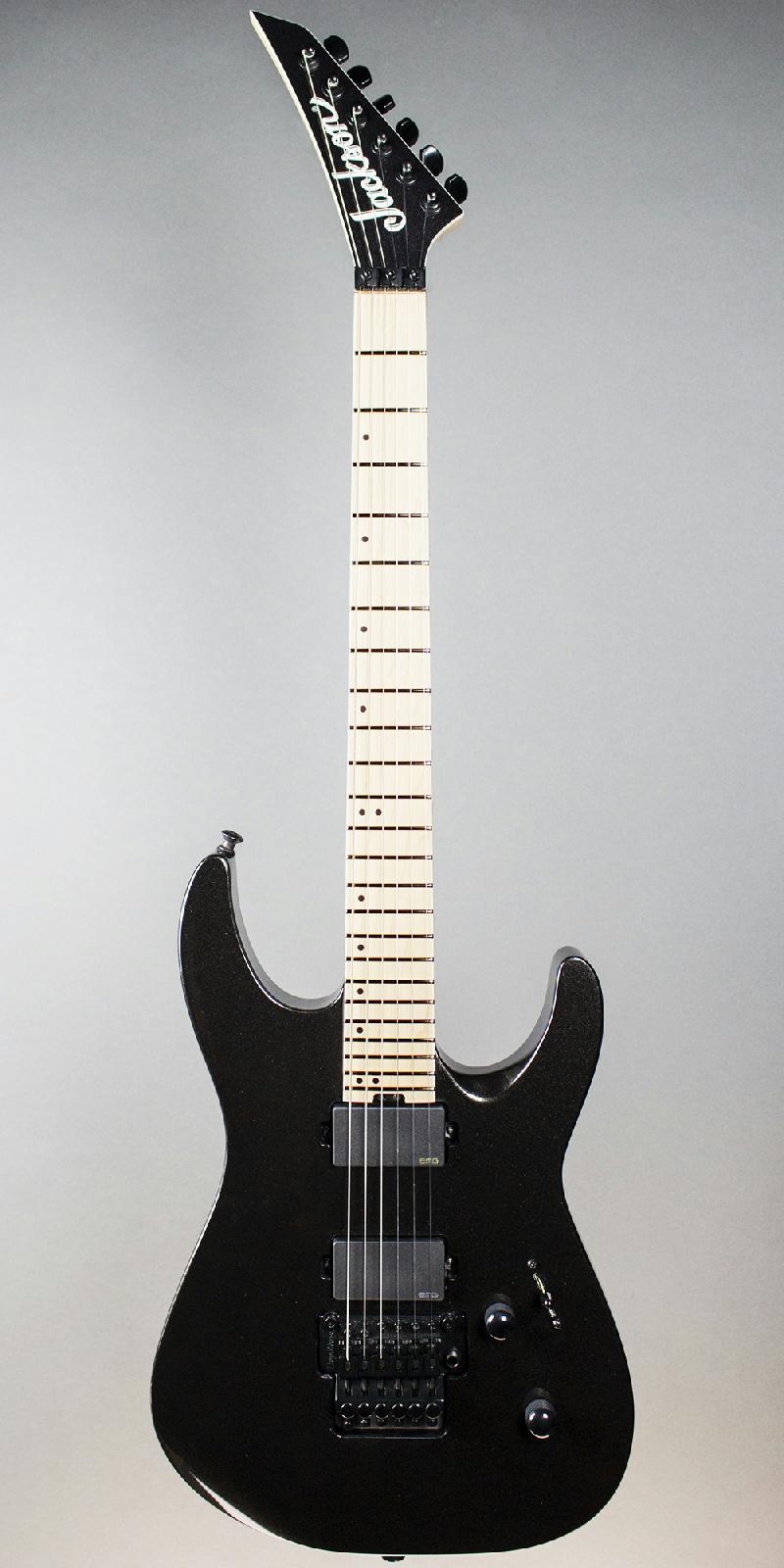 jackson pro series dinky dk2rmg m electric guitar metallic black finish. Black Bedroom Furniture Sets. Home Design Ideas