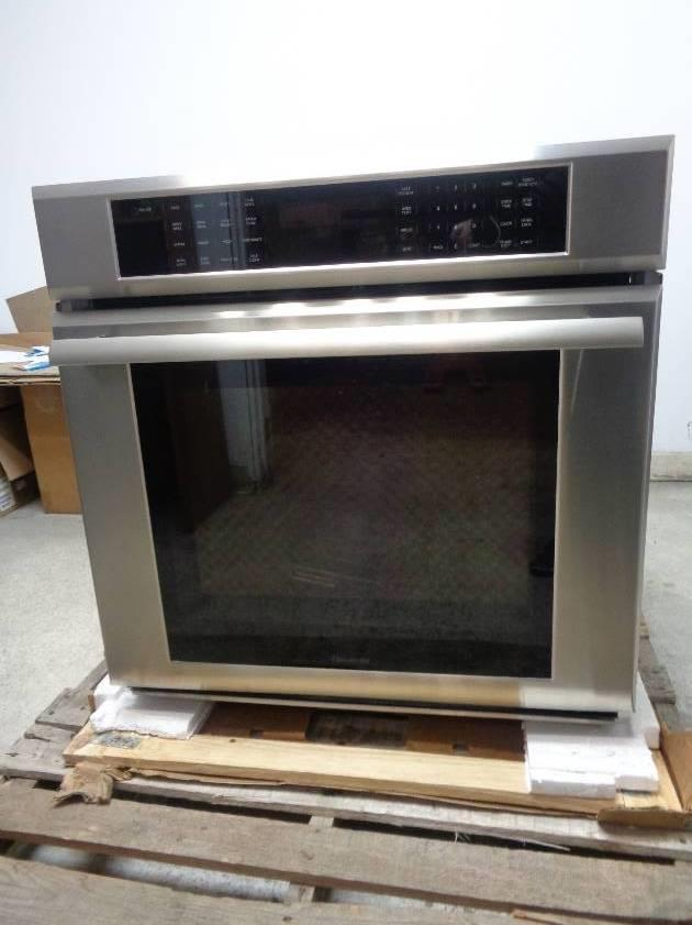 thermador masterpiece series 30 u0026quot  single electric oven ss