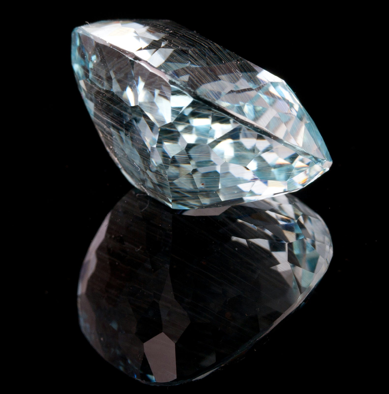 Stunning Natural Untreated Loose Cushion Cut Quot A