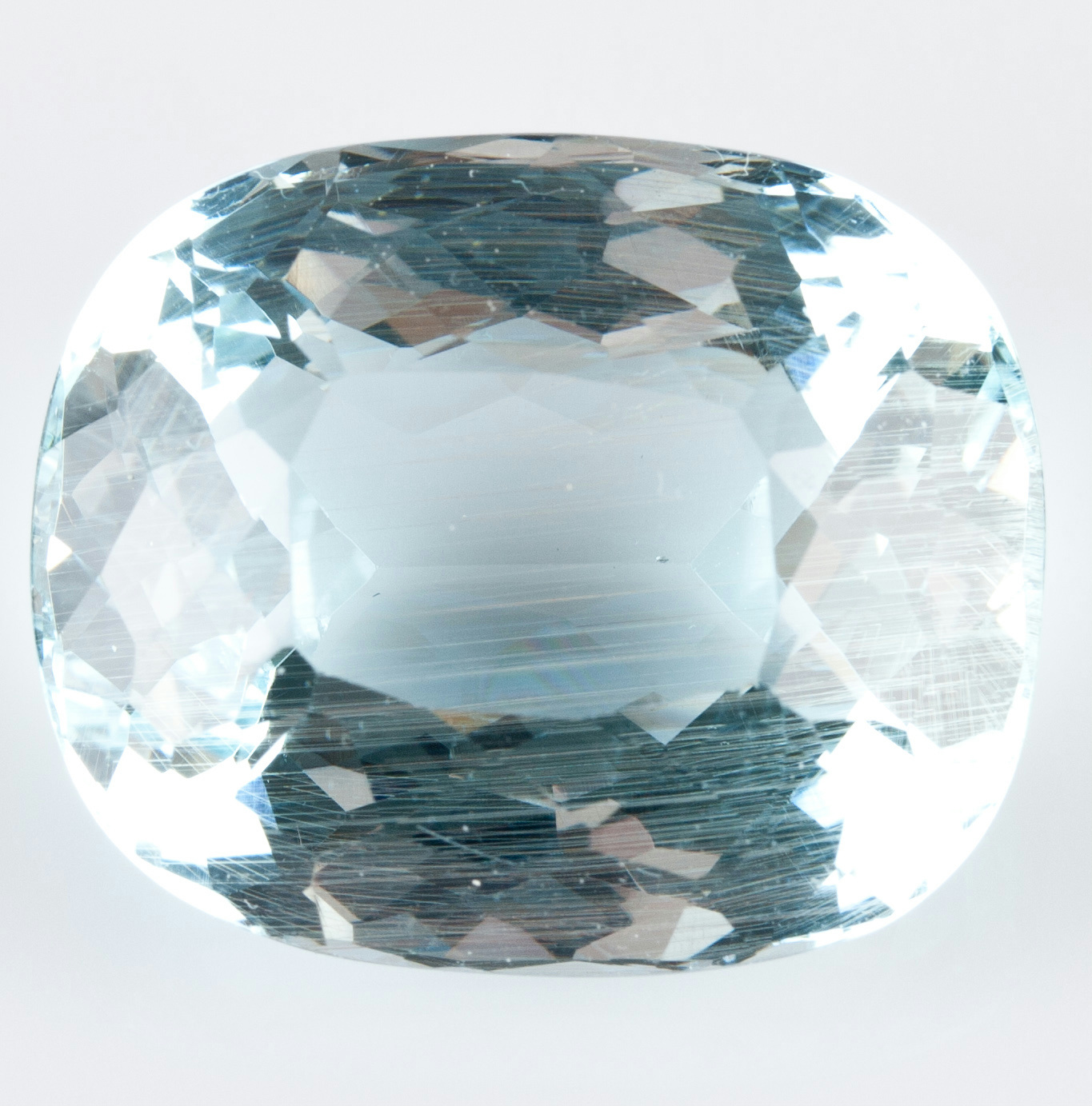 """Gold Chains For Sale >> Stunning Natural Untreated Loose Cushion Cut """"A"""" Aquamarine Stone 45.36ct 