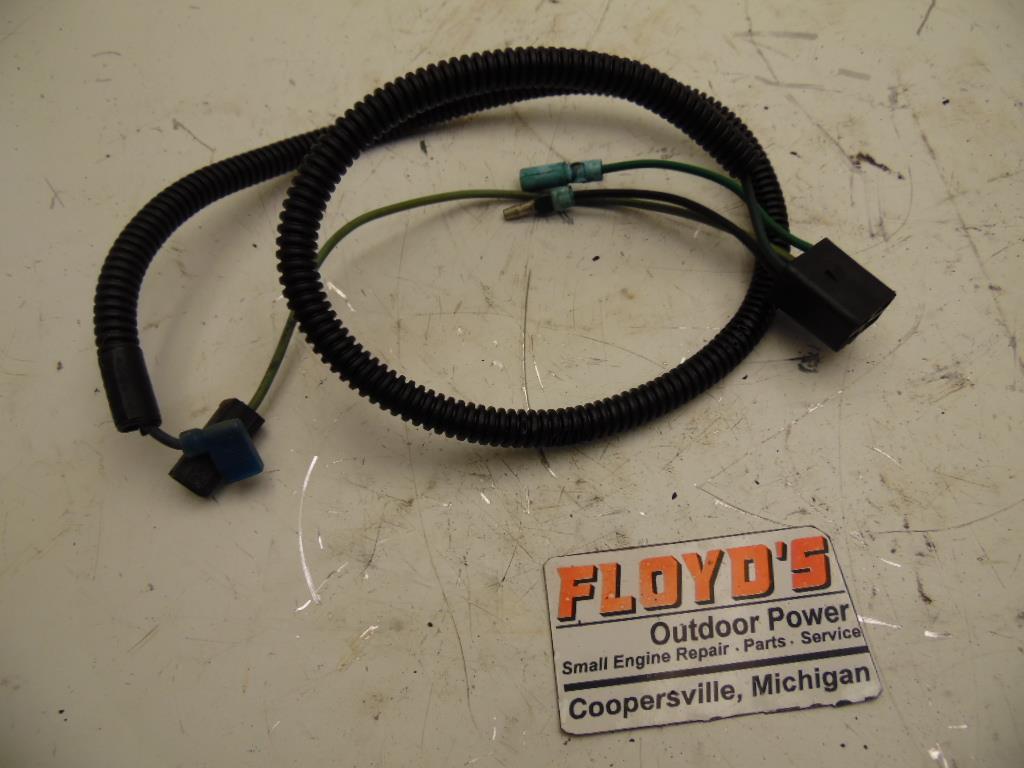 deutz allis simplicity 1916h garden tractor rear wiring harness 1700994 ebay