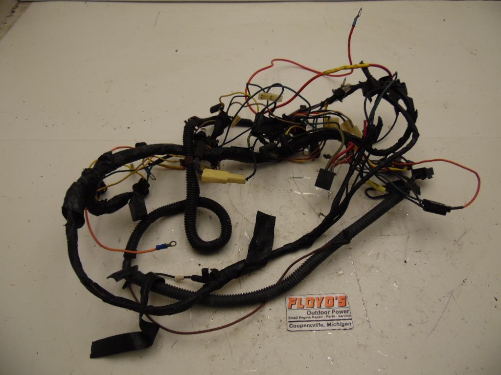 deutz allis simplicity 1916h garden tractor wiring harness 1679878 ebay