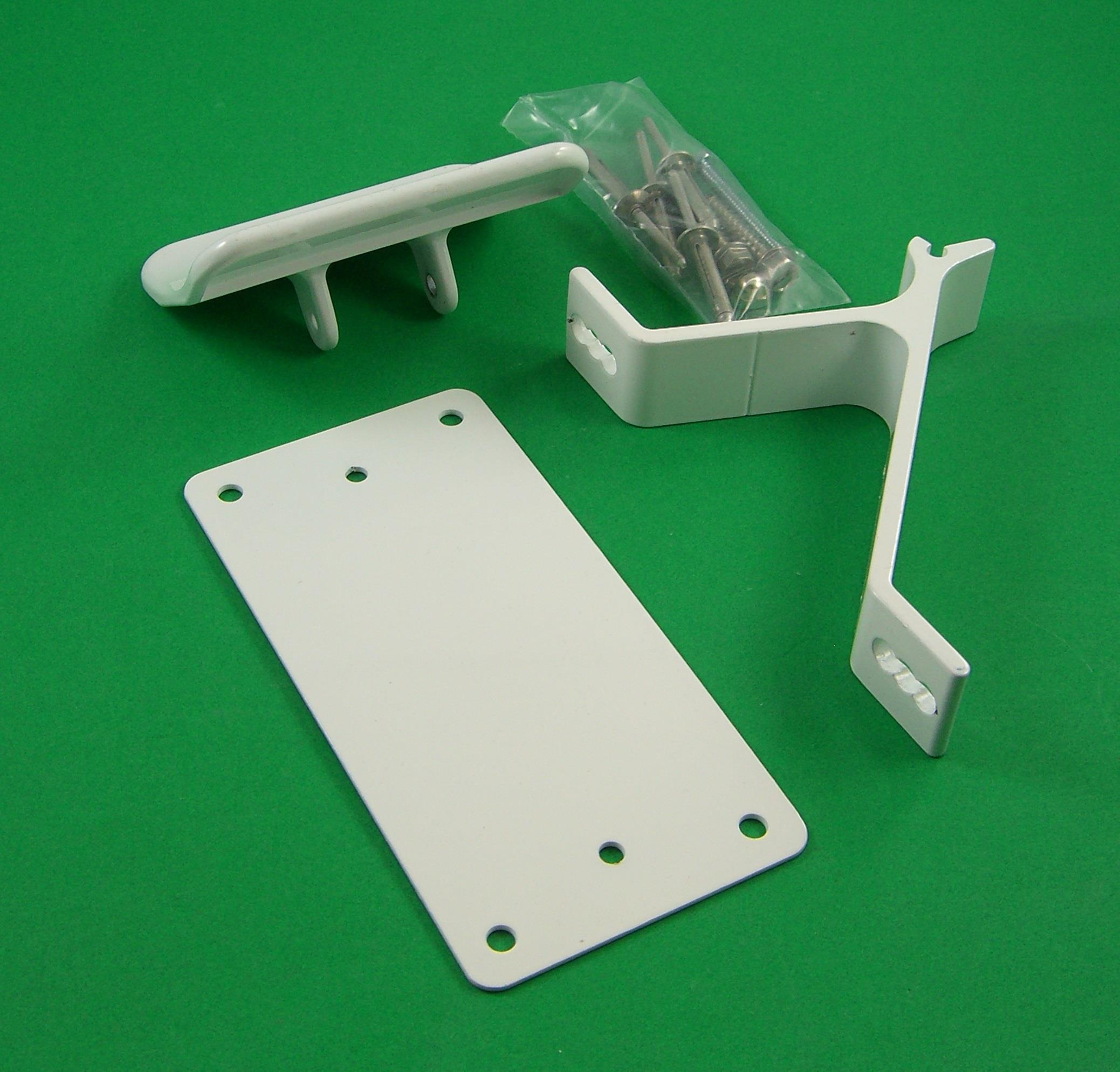 Carefree 902800w White Automatic Rv Awning Support Ebay